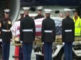 Remains Of Serviceman Killed In World War II Return Home