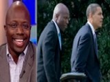 Reggie Love Details His Time As Obama's 'Power Forward'