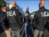 Report: DEA Keeps Agents On Job Despite Misconduct