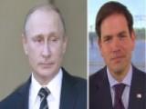 Rubio: Putin 'deliberately Targeting' Non-ISIS Rebels