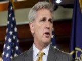 Republican Concern Grows Over Brewing Battle For Speaker