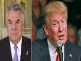 Rep. King: Trump 'entirely Wrong' To Blame Bush For 9 11