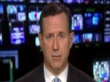 Rick Santorum: The President Is Not The CEO Of America