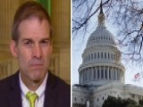 Rep. Jim Jordan Calls Latest Budget Package 'terrible'