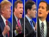 Republican Debaters Unite Against Common Enemy: Moderators