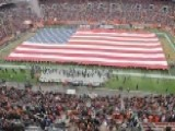 Report: DOD Paying Sports Teams To Honor American Soldiers