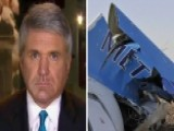 Rep. McCaul On Downed Russian Jet, Growing Terror Threat