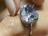 Rare 'Blue Moon' Diamond Sells For Record $48.5 Million