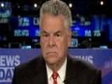 Rep. Peter King On US Response To Paris Attacks