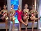 Radio City Rockettes Are Kicking Off The Holidays