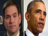 Rubio: Obama Showed World There's A Price For Americans