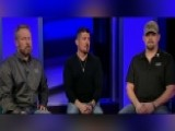 Real-life Heroes Tell All About The Benghazi Attack