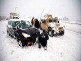 Record-breaking Winter Storm Hits Washington DC