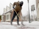 Risk Of Heart Attack Increases While Shoveling Snow