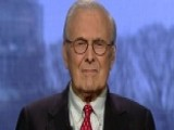 Rumsfeld: Those Within Islam Need To Stand Up Against Terror