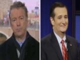 Rand Paul: Ted Cruz Has An Authenticity Problem