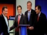 Republicans React To Last Debate Before Iowa Caucuses