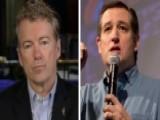 Rand Paul: Ted Cruz Iowa Mailers 'kind Of Creepy'