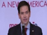Rubio: We're Not Waiting Any Longer To Take Our Country Back