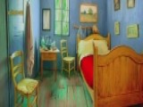 Replica Of Van Gogh's Bedroom Available For Rent On Airbnb