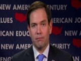 Rubio On Stem Cell Research, Anti-Muslim Rhetoric And Gitmo