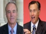 Rep. Chris Collins Slams Romney's Criticism Of Trump