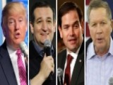 Republican Candidates Set To Square Off At Fox News Debate