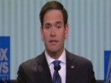 Rubio: Democrats Are Politicizing The Flint Water Crisis