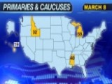 Republicans Set Sights On 4 States With 150 Delegates