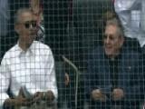 Reporting President Obamas Cuban Baseball Game Attendance