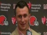 Report: Johnny Manziel Indicted For Assault
