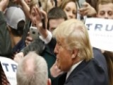 Report: Cities Face High Security Costs For Trump Rallies