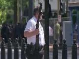 Report: S 00006000 Ecret Service Agent Shot Suspect Near WH