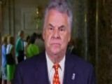 Rep. Peter King Confident The TSA Can Turn Things Around