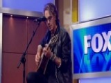 Rick Springfield Performs 'Light This Party Up'