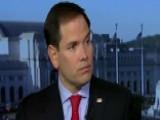Rubio Tells Fox News He Will Run For Senate Re-election