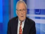 Rumsfeld: Why I Will Vote For Trump
