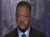 Rev. Jesse Jackson: There's A 'backlog Of Pain' In America
