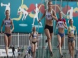 Russian Track Team Loses Appeal To Overturn Olympic Ban