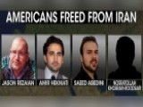Report: US Held Iran Payment Until Prisoners Were Released