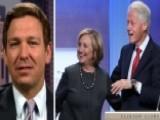Rep DeSantis: Clinton Foundation Was State Dept's Gatekeeper