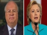 Rove: Clinton Can't Even Keep Promises To Her Own Party