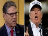 Rick Perry: Trump Is Not Softening Immigration Position