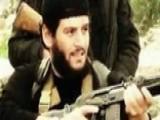 Report: Senior ISIS Leader, Spokesman Killed In Syria