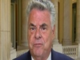 Rep. Peter King: ISIS Gas Attack Shows Obama's Failure