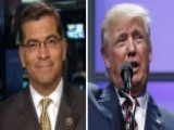 Rep. Becerra Downplays Polls Showing Trump Momentum