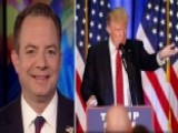 Reince Priebus: Trump's Instincts Will Help Him In Debate