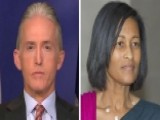 Rep. Gowdy Reacts To Immunity Deals Given To Clinton Aides