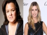 Rosie O'Donnell's Run-in With Ivanka Trump