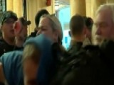 Riots In Portland, Oregon Shut Down City Hall